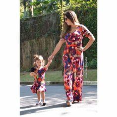 moda mãe e filha outono inverno 2016