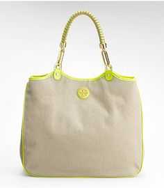 Tory Burch - Climbing Rope Channing Tote