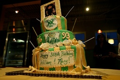 william and mary college cake