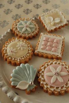 elegant cookies