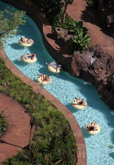 Disney Hawaii Aulani - Take me back to Hawaii Best lazy river