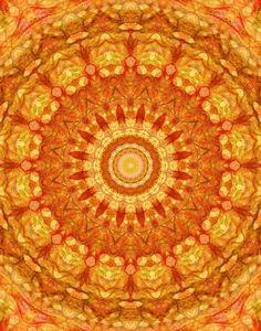 Elements Mandala: Fire