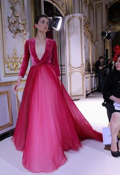 ANDREA JANKE Finest Accessories: Paris Haute Couture   Georges Hobeika Fall 2012 Couture