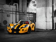 Lotus Elise Spyder1 Custom '2005