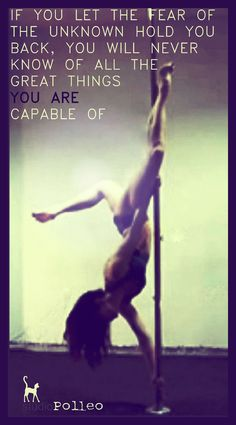 Pole Dancing This Is Just So Pretty