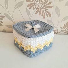 Parcalarda birlestigine gore hazir sepetim . . . #penyesepet #motif #kırlent #crochetaddict