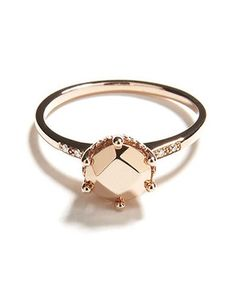 50 Unique Engagement Rings : Lucky Magazine