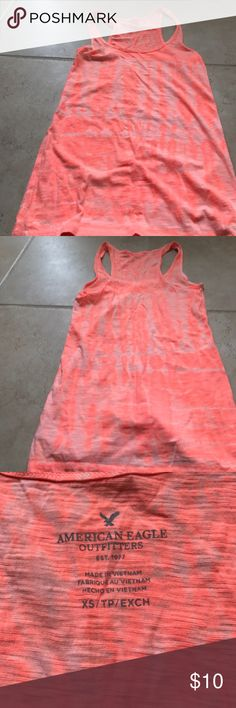 American Eagle Tank XS Great condition. Bundle for a great deal. American Eagle Outfitters Tops Tank Tops