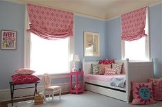 Beautiful girl bedroom