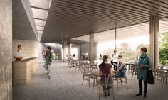 Gallery - Arkitema Wins Competition for a Visitor Centre at Hammershus - 4