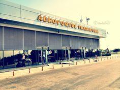 "Timișoara ""Traian Vuia"" International Airport (TSR) en Ghiroda, Timiș"