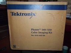 Tektronix Phaser 540 / 550 Color Imaging Kit - No.016-1457-00 Still In Box