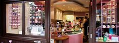 """Hummingbird Bakery"" in Nottinghill / London. Spezailität: Cupcakes, obwohl ... eigentlich alles!"