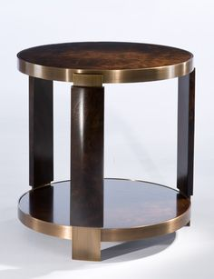 Classic side table. #Executive #Style #Men's