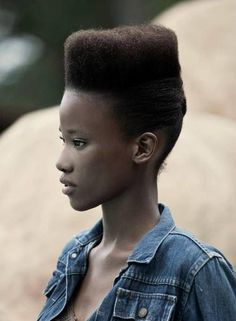 high top hair - Google Search