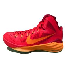 super popular 720e9 854e0 Nike Hyperdunk 2014. Rojo - Naranja Spain