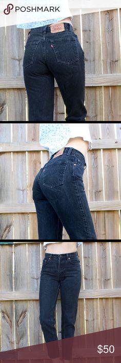 Vintage high rise Levi's Great vintage condition, great quality Levi's Jeans Boyfriend