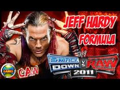 How to Create Jeff Hardy SvR 2011 - Formula