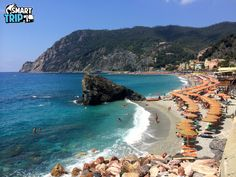 Enjoy a day relaxing at the beach at the beautiful Cinque Terre https://www.smarttrip.it/en/2948-florence/4-day-trips/184-cinque-terre-sea-and-believe