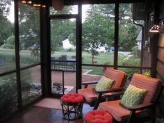 Sherri's Screened Porch Haven