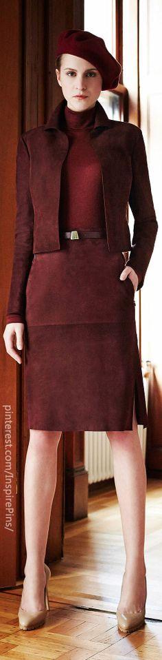 Akris Pre-Fall 2014 Women's Fashion RTW | Purely Inspiration