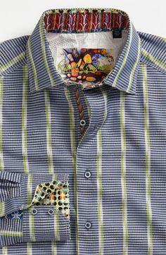multiple contrast fabrics