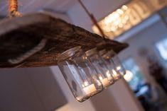 Galleribilde Mason Jar Lamp, Table Lamp, Home Decor, Light Fixture, Table Lamps, Decoration Home, Room Decor, Home Interior Design, Lamp Table