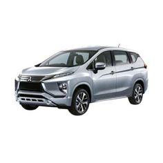 Harga Rp 251,850,000 – Rp 270,000,000 Mitsubishi Xpander 1.5 L Ultimate Mobil - Silver Metallic