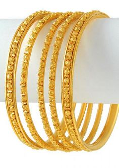 gold-wedding-bangles-12bangles set