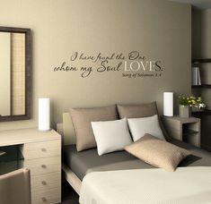 Monogram Wall Decals, Wall Decals For Bedroom, Bedroom Wall Colors, Vinyl Wall Decals, Bedroom Decor, Wall Stickers, Wall Decor, Wall Art, Room Door Design