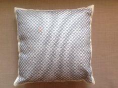 Modern home decoration Geometric square pattern by InterwovenGlobe