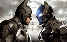WALLPAPERS HD: Batman Arkham Knight
