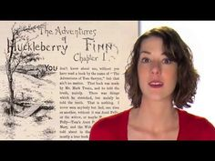 Book Trailer: The Adventures of Huckleberry Finn - Overview: Huckleberry Finn Im Your Huckleberry, Adventures Of Huckleberry Finn, Classic Literature, Mark Twain, Tell The Truth, Summary, School Stuff, Homeschool, Study
