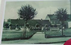 Penzlin vor dem Krieg Mit Blick auf die heutige Hirtenstrasse