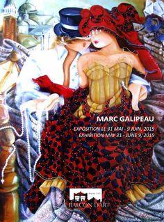 Catalogue | Marc Galipeau | Catalog  Galerie Le Balcon D'art | Exposition Pleins Feux | Spotlight Exhbition | 31 mai - 9 juin | May 31 - June 9 | 2015
