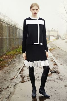 LOOK | 2015 PRE-FALL COLLECTION | GIVENCHY BY RICCARDO TISCI | COLLECTION | WWD JAPAN.COM