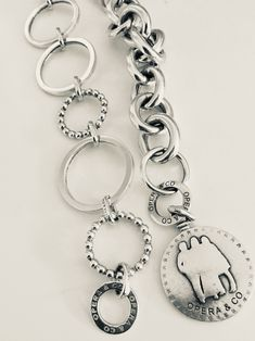 Opera & CO - Smycken designade av Katarina Fallholm Opera, Jewellery, Personalized Items, Bracelets, Inspiration, Biblical Inspiration, Jewels, Opera House, Schmuck
