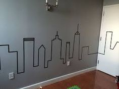 Easy and looks great: Bilderesultat for city scape tape