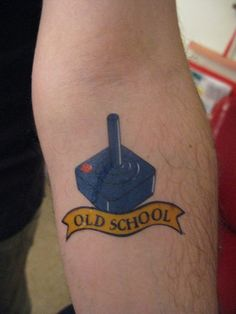 Ultimate Geek Tattoo Collection