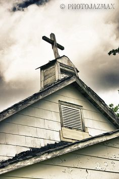 Clarksdale, Mississippi... Old Church by Photojazmax