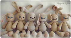 amigurumi free pattern,amigurumi yapılışı,amigurumi tavşan yapılışı,örgü oyuncak tavşan yapılışı,free pattern rabbit