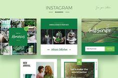 Green Peace Social Media Designs by Evatheme Market on Facebook Content, For Facebook, Social Media Template, Social Media Design, Web Themes, Media Kit, Instagram Design, Photoshop Cs5, Creative Studio