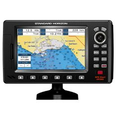"Standard Horizon CP390iNC 7"" Chartplotter - Base Map - No Charts Loaded - https://www.boatpartsforless.com/shop/standard-horizon-cp390inc-7-chartplotter-base-map-no-charts-loaded/"