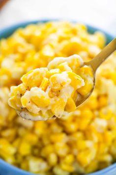 The Best Creamed Corn Recipe