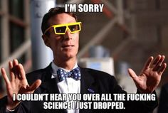 They are making a movie about my hero, Bill Nye! (12 Photos)