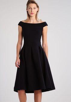 mint&berry Vestido de cóctel - black - Zalando.es