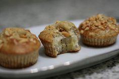 Muffin Proteico de Banana com Amendoim 1