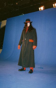 Red and Black Undertaker