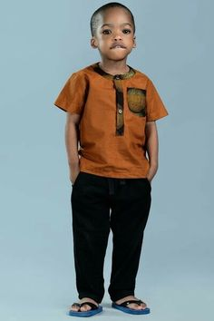 My asho-local fashion made global-africa children's fashion Ankara Styles For Kids, African Dresses For Kids, African Babies, African Children, Latest African Fashion Dresses, African Print Dresses, African Print Fashion, Africa Fashion, African Women