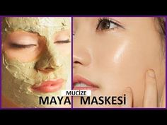 Non-surgical Face Lift with Maya Mask! Homemade Face Masks, Homemade Skin Care, Beauty Care, Beauty Hacks, Hair Beauty, Maya, Operation, Facial, Natural Face